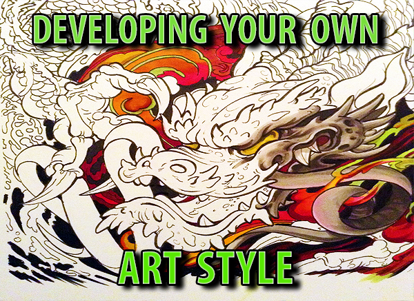 how-to-develop-your-own-art-style