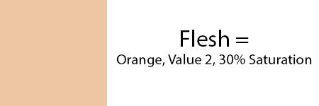 flesh-square