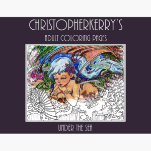 Under The Sea - coloringpages